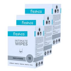 Men's Hygiene Intimate Wipes