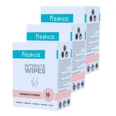 Women's Hygiene Intimate Wipes