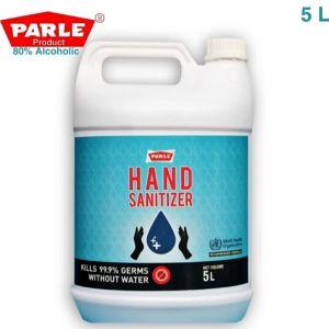 PARLE HAND SANITIZER 5. Ltr